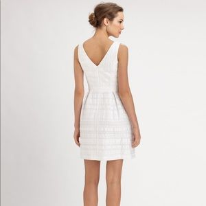 Trina Turk Dress Size 6 New with Tags White